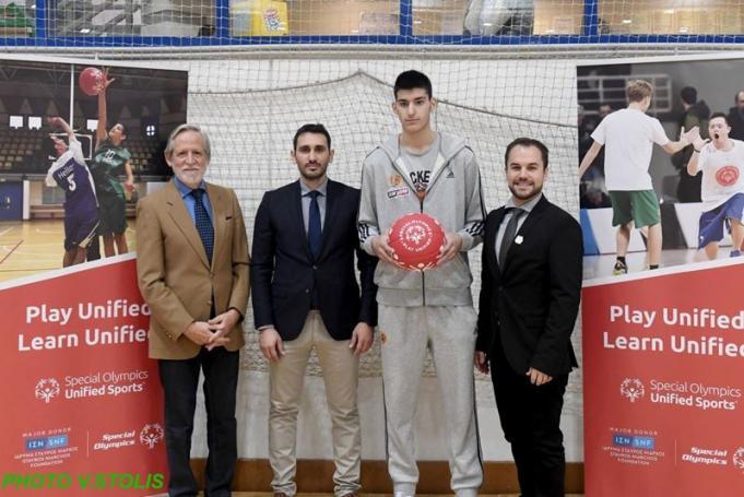 Η ΚΑΕ Παναθηναϊκός ΟΠΑΠ στην Ευρωπαϊκή Εβδομάδα Μπάσκετ Special Olympics (pics+vid) | panathinaikos24.gr