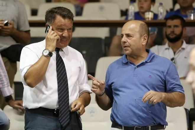 Κούγιας: «Ο Αλαφούζος μου πρότεινε να αναλάβω πρόεδρος»! | panathinaikos24.gr