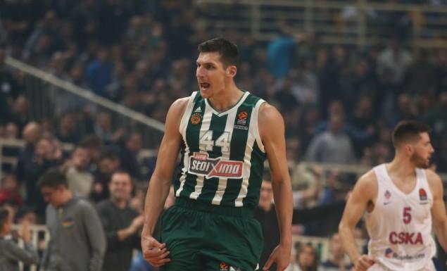 Μήτογλου: «Έτσι θα έχουμε τύχη με ΤΣΣΚΑ και Αρμάνι» | panathinaikos24.gr
