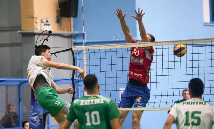 Volley League: Σε ποια θέση βρίσκεται ο Παναθηναϊκός (pic)   panathinaikos24.gr