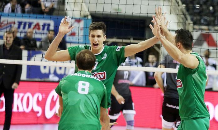 «Απολαμβάνουμε να παίζουμε στον Παναθηναϊκό, θέλουμε να πάμε την ομάδα ψηλά» | panathinaikos24.gr