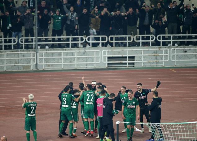Εντυπωσιακό «πράσινο» σερί κόντρα στον Ατρόμητο | panathinaikos24.gr