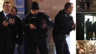 EKTAKTΟ: Τρομοκρατική επίθεση στο Στρασβούργο – Ελληνας ευρωβουλευτής εγκλωβισμένος (vid)