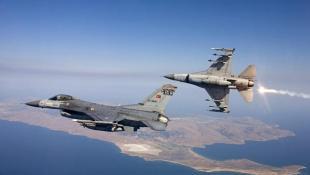Εκτακτο: Τουρκικά μαχητικά πάνω από ελληνικά νησιά