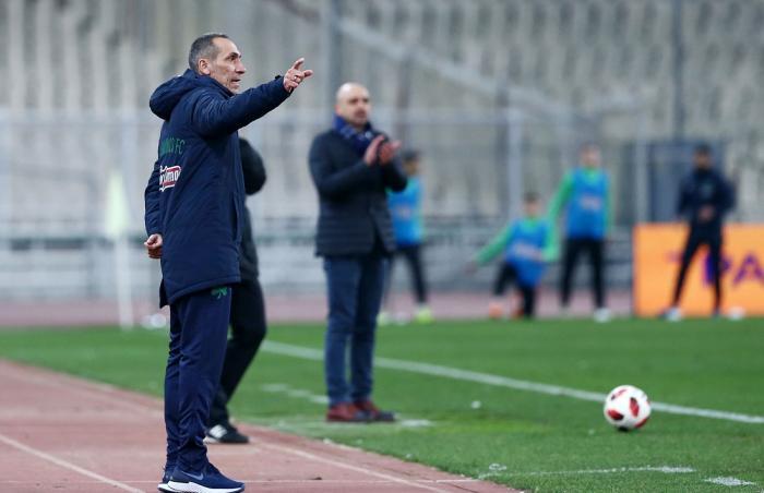 Δώνης: «Χάσαμε τη νίκη μέσα από τα χέρια μας» | panathinaikos24.gr