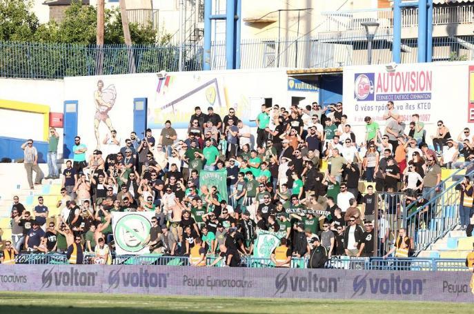 Παναθηναϊκός: Με τον κόσμο στο πλευρό του   panathinaikos24.gr