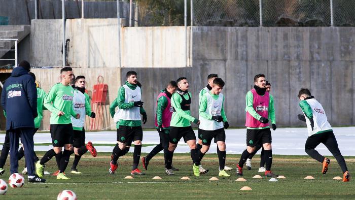 Επέστρεψε ο Μακέντα, αρκετές οι απουσίες | panathinaikos24.gr