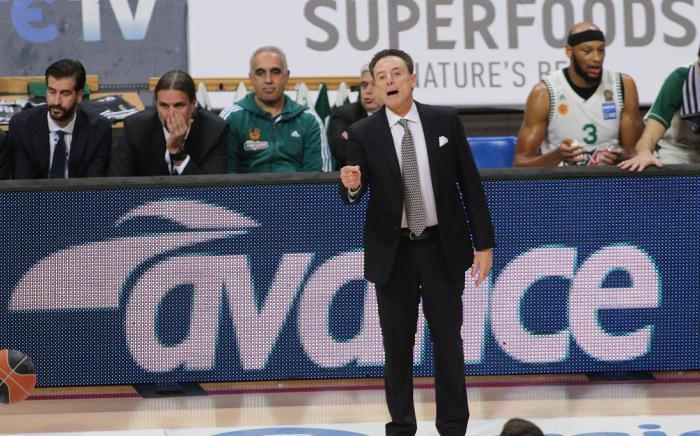 Πιτίνο: «Δεν γίνεται να χάνουμε τόσες βολές» | panathinaikos24.gr