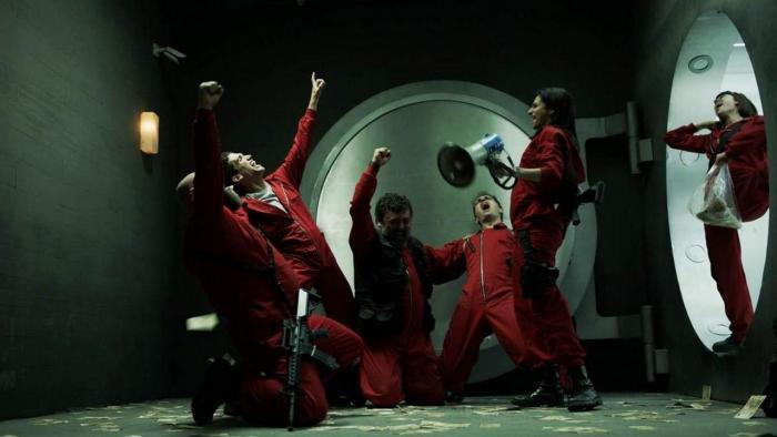 4 νέοι χαρακτήρες έρχονται στο La Casa De Papel   panathinaikos24.gr