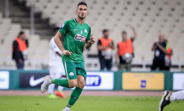 Παναθηναϊκός-ΑΕΛ: Το 1-0 με τον Μακέντα (vid)   panathinaikos24.gr