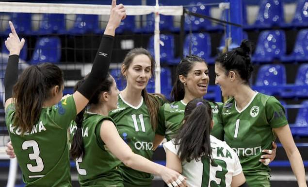 Παναθηναϊκός: Άνετη νίκη στα Βριλήσσια | panathinaikos24.gr