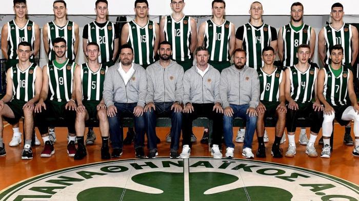 Στο Adidas Next Generation Tournament της Euroleague οι Έφηβοι του Παναθηναϊκού | panathinaikos24.gr
