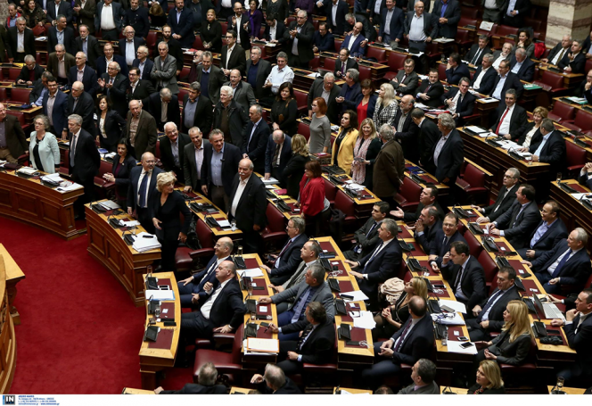 Συνέβη και αυτό! Ο ΣΥΡΙΖΑ χειροκρότησε τη ΝΔ στη Βουλή – Δείτε τον λόγο! | panathinaikos24.gr