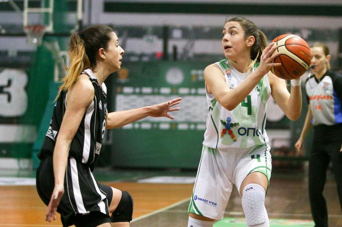 Μπάσκετ γυναικών: Πέρασε και από την Καλλιθέα | panathinaikos24.gr