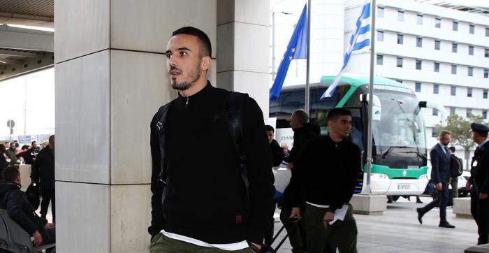 Σήμερα η απόφαση για Κουρμπέλη | panathinaikos24.gr