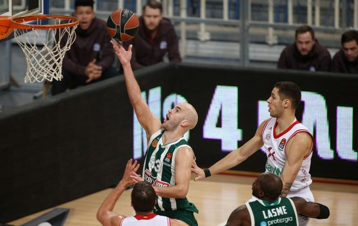 Εδώ θα δείτε το ματς με τη Μπαρτσελόνα | panathinaikos24.gr
