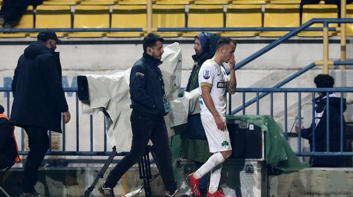Δεν μπορούσε να το πιστέψει ο Κάτσε | panathinaikos24.gr