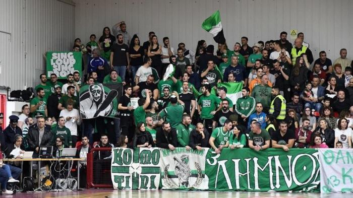Συγκινητικό πανό για Θανάση από οπαδούς του Παναθηναϊκού στη Λήμνο (pic) | panathinaikos24.gr