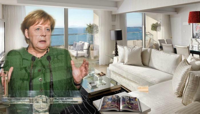 Σε αυτή τη σουίτα των 5000 ευρώ τη βραδιά έμεινε η Μέρκελ! (pics) | panathinaikos24.gr