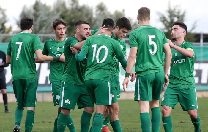 Κ19: Νίκη με πρωταγωνιστή τον Σέχου | panathinaikos24.gr