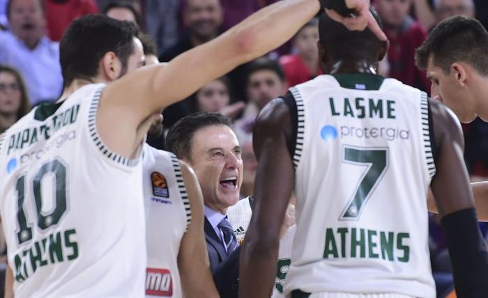 Τρεις σέντερ πήραν μαζί… ένα αμυντικό ριμπάουντ στη Βαρκελώνη! | panathinaikos24.gr