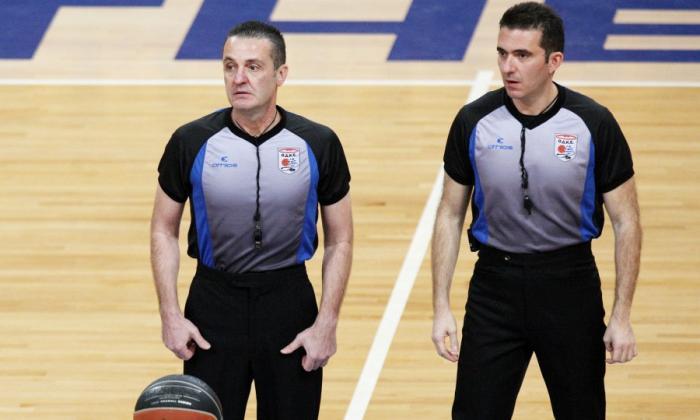 Παναθηναϊκός – Ολυμπιακός: Οι διαιτητές του ντέρμπι | panathinaikos24.gr