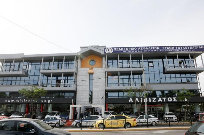 Οπαδοί στα γραφέια της ΠΑΕ και συνθήματα κατά Αλαφούζου | panathinaikos24.gr