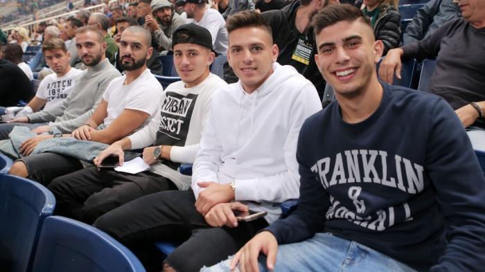 Χατζηγιοβάνης, Μπουζούκης και… Θύρα 13 σε παράνοια!   panathinaikos24.gr