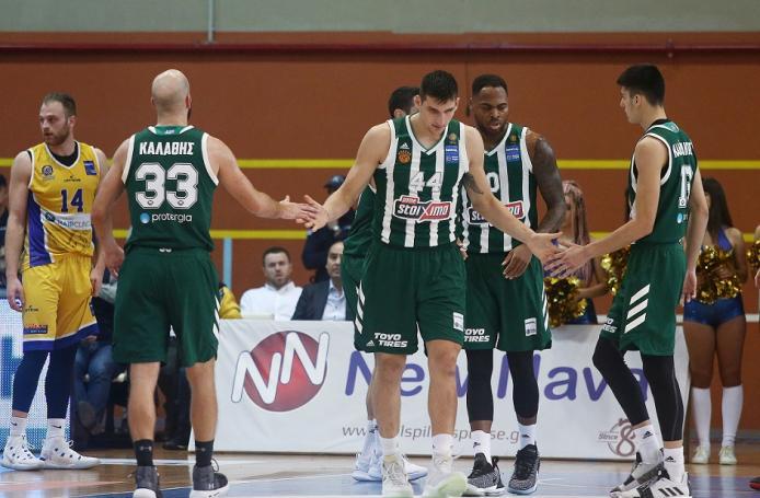 All Star Game: Στη «μάχη» οι παίκτες του Παναθηναϊκού και ο Πιτίνο | panathinaikos24.gr