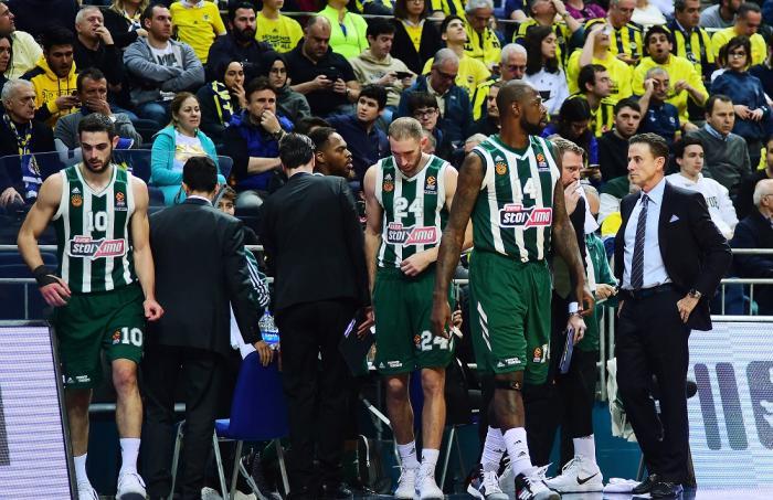 Φενέρμπαχτσε – Παναθηναϊκός ΟΠΑΠ 85-66: Αυτός δεν είναι Παναθηναϊκός | panathinaikos24.gr