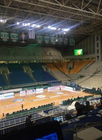 Παναθηναϊκός – Ολυμπιακός: Οι πρώτες εικόνες από το ΟΑΚΑ (pics) | panathinaikos24.gr