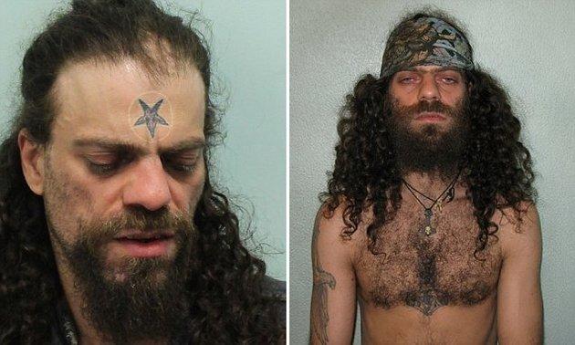 Πέδρο Ευαγγέλου: Ο Βρετανοκύπριος σατανιστής που έγινε ανεπιθύμητος από τους συγκρατούμενους του | panathinaikos24.gr