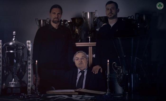 Συγκινητικό βίντεο με Καμάρα-Αλβέρτη-Πανταλέοντα για τον Παναθηναϊκό! (vid) | panathinaikos24.gr
