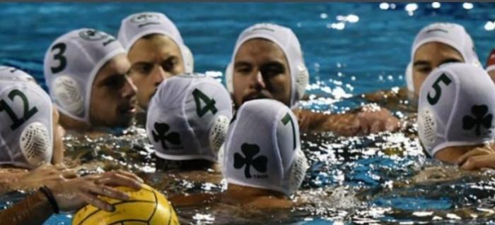 Πόλο: Άλλη μια άνετη νίκη! | panathinaikos24.gr