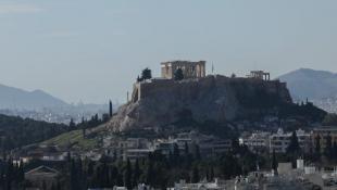 Ένα έγκλημα στη σκιά της Ακρόπολης