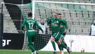 Παναθηναϊκός – Αστέρας Τρίπολης 1-0: Επιστροφή στις νίκες με «χρυσό» Άλτμαν!