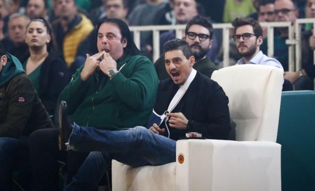 Γιαννακόπουλος: «Έχουν ρίξει λευκή πετσέτα, αυτά τα πράγματα είναι απαράδεκτα» | panathinaikos24.gr