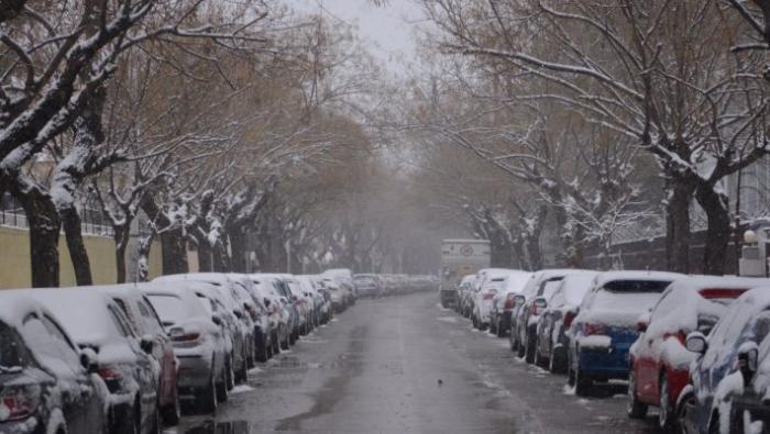«Ωκεανίς»: Χιονίζει και στην Αττική – Ποιοι δρόμοι έχουν κλείσει | panathinaikos24.gr