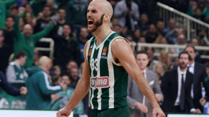 Φοβερή αποθέωση για Καλάθη στο ΟΑΚΑ! | panathinaikos24.gr