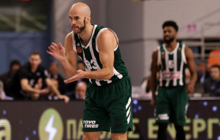MVP του τελικού ο Καλάθης | panathinaikos24.gr