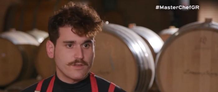 «Κουρούμπελο» στο μεθύσι ο Παντελής του MasterChef, έλεγε ότι είναι αλλού (vid) | panathinaikos24.gr