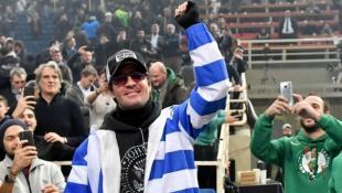 Ο Νίνο ευχαρίστησε δημόσια τον Γιαννακόπουλο για το «Παράνοια» (pics)