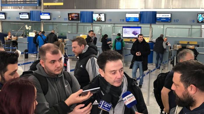 Πιτίνο: «Να δω άλλη εικόνα από τα προηγούμενα εκτός έδρας ματς» | panathinaikos24.gr
