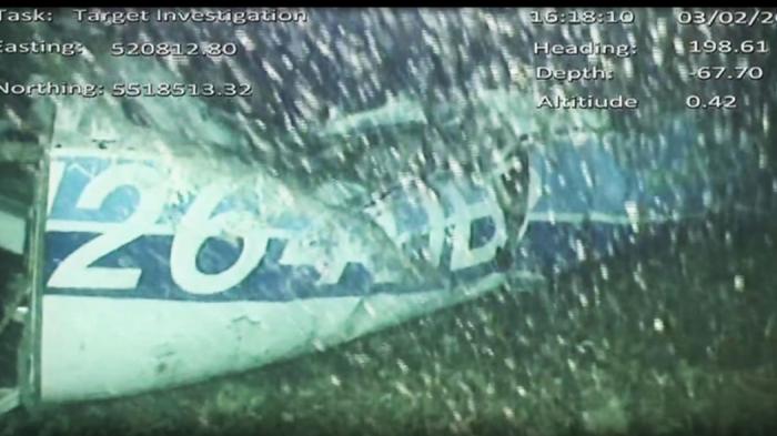 Ανατριχιαστικό: Οι πρώτες εικόνες από τα συντρίμμια του αεροπλάνου του Σάλα (vid, pics) | panathinaikos24.gr