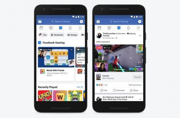 Μεγαλύτερο βάρος ρίχνει πλέον το Facebook στο gaming | panathinaikos24.gr