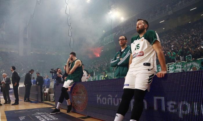 Μόνο σεβασμός για τον Ιαν Βουγιούκα | panathinaikos24.gr