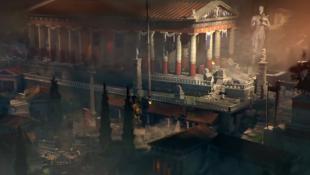 Οι Δελφοί και ο Ναός του Απόλλωνα στο Call of Duty Black Ops 4 (video)