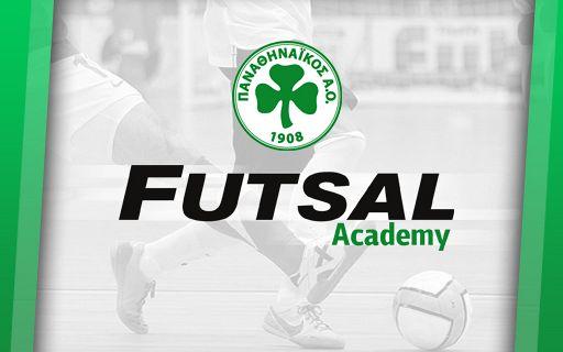 Futsal: τα κατάφερε η Κ16! | panathinaikos24.gr