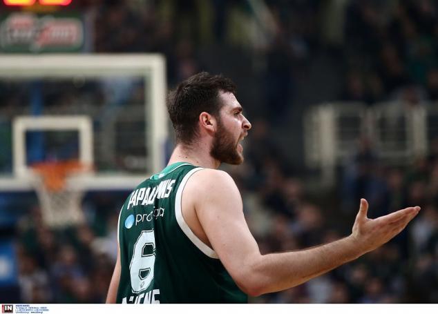 Παπαγιάννης: «Ευτυχώς πήραμε τη νίκη» | panathinaikos24.gr