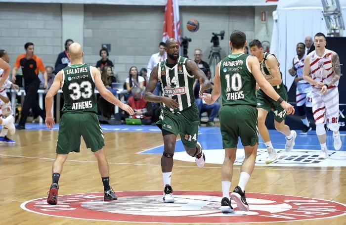Το καλύτερο «πράσινο» play στο Μιλάνο (Vid) | panathinaikos24.gr
